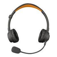 Tough Tested Transformer 3 in 1 Convertible Gaming Headset - Black/Orange