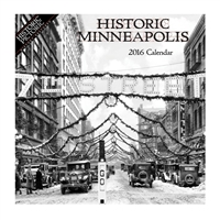 Historic Pictoric HISTORIC MINNEAPOLIS 2016