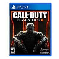Activision Call of Duty Black Ops 3 (PS4)