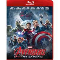 Disney Avengers - Age of Ultron Blu-Ray