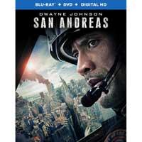 Warner / New Line San Andreas (Blu-Ray)