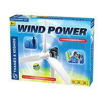 Thames And Kosmos Wind Power Kit V 3.0