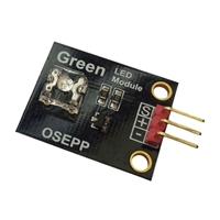 Leo Sales Ltd. LED Module - Green