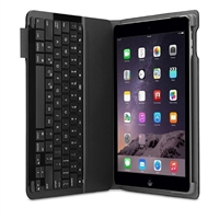 Logitech Type Protective Case (Refurbished) w/ Keyboard for iPad Air - Black