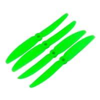 Gemfan 5030 Nylon Propellers 2xCW, 2xCCW - Green