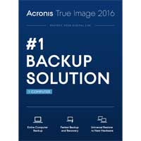 Acronis True Image 2016 - 1 Device
