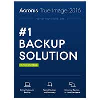 Acronis True Image 2016 - 3 Devices (PC/Mac)