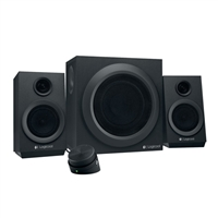 Logitech z333 2.1-Channel Multimedia Speakers