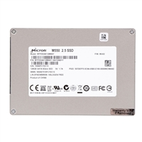 "Micron 128GB SATA III 6GB/s 2.5"" Solid State Drive MTFDDAK128MAY-1AH12ABYY - Bulk"