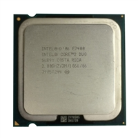 Intel Core 2 Duo E7400 2.8GHz LGA 775 Processor Refurbished