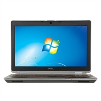 "Dell Latitude E5520 Windows 7 Professional 15.6"" Laptop Computer Refurbished - Black"