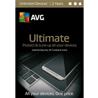 AVG Ultimate - 2 Years (PC/Mac)