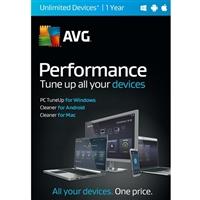AVG Performance - 1 Year (PC/Mac)