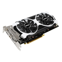 MSI GeForce GTX 950 Overclocked 2GB GDDR5 Armor-2X Video Card