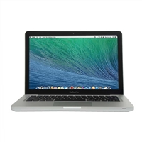 "Apple MacBook Pro MD313LL/A 13.3"" Laptop Computer Off Lease Refurbished - Silver"