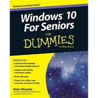 Wiley WINDOWS 10 SENIORS DUMMIE