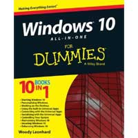 Wiley Windows 10 All-in-One For Dummies
