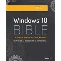 Wiley Windows 10 Bible