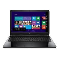 "HP 15-r131wm 15.6"" Laptop Computer Factory Refurbished - Black Licorice"