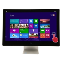 "HP Pavilion 23-q067c 23"" Touch Screen All-in-One Desktop Computer Refurbished"