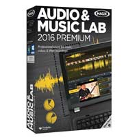 Magix Entertainment Audio & Music Lab 2016 - Premium