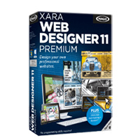 Magix Entertainment Xara Web Designer 11 - Premium