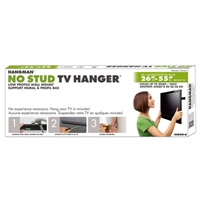 Hangman No Stud TV Hanger