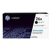 HP 26A LaserJet Black Toner Cartridge
