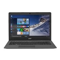 """Acer Aspire One Cloudbook 14 AO1-431-C7F9 14"""" Laptop Computer - Mineral Gray"""