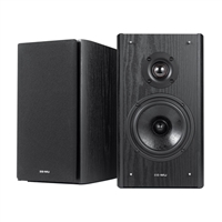 Creative Labs E-MU XM7 Passive Bookshelf Speakers - Black