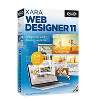 Magix Entertainment Xara Web Designer 11