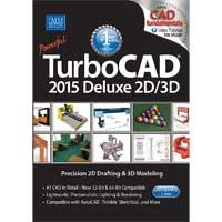 IMSI TurboCAD Deluxe 2D/3D 2015