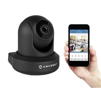 Amcrest 1080p Wireless Pan/Tilt IP Security Camera