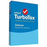 Intuit TurboTax Deluxe State 2015