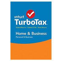 Intuit TurboTax Home & Business 2015
