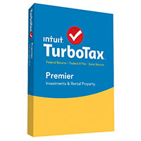 Intuit TurboTax Premier 2015