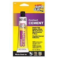 Pacer Technology Contact Cement - 1 oz Tube
