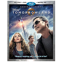 Disney Tomorrowland (Blu-ray)