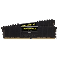 Corsair Vengeance LPX 16GB 2 x 8GB DDR4-2400 PC4-19200 CL14 Dual Channel Desktop Memory Kit