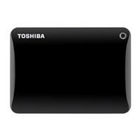 Toshiba Canvio Connect II 2TB Portable Hard Drive HDTC820XK3C1