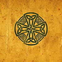 """Skinit Skin for 15.4"""" Laptop - Celtic Cross"""