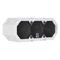 Altec Lansing Life Jacket Bluetooth Speaker - White/Black