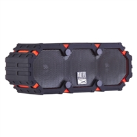 Altec Lansing Mini Life Jacket Bluetooth Speaker - Black/Orange
