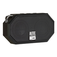 Altec Lansing Mini H2O Bluetooth Speaker - Black