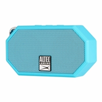 Altec Lansing Mini H2O Bluetooth Speaker - Blue