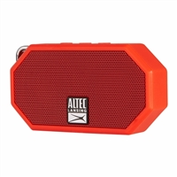 Altec Lansing Mini H2O Bluetooth Speaker - Red