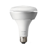 Philips BR30 Hue White and Color Ambiance Single Bulb