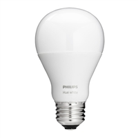 Philips A19 White Single LED Bulb
