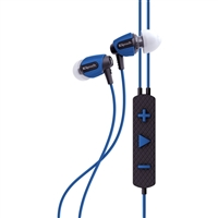Klipsch Audio Technologies AW-4i Ear Buds - Blue
