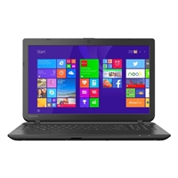 "Toshiba Satellite C55DT-B5128 15.6"" Laptop Computer Refurbished - Textured Resin in Jet Black"